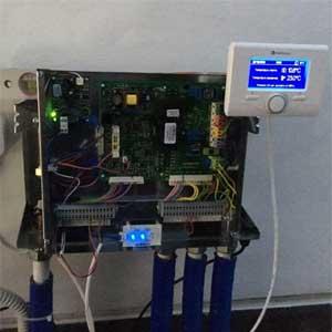 L'Impiantistica di Antonio De Falco CAT Autorizzato e Specializzato per Caldaie e Condizionatori: test funzionamento della caldaia