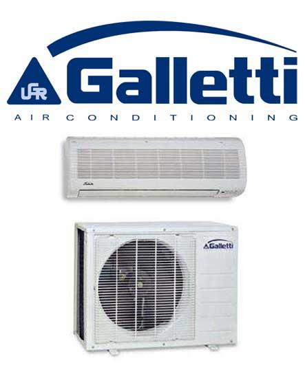 Riparazione Climatizzatori e Condizionatori Galletti | L'Impiantistica di Antonio De Falco CAT Specializzato per Napoli e Provincia