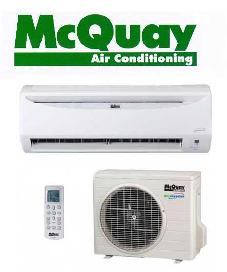 Riparazione Climatizzatori e Condizionatori McQuay | L'Impiantistica di Antonio De Falco CAT Specializzato per Napoli e Provincia