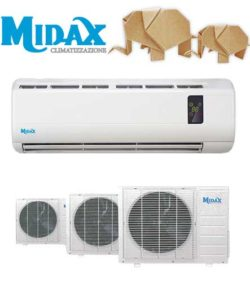 Assistenza e Riparazione Climatizzatori e Condizionatori Midax | L'Impiantistica di Antonio De Falco CAT Autorizzato per Napoli e Provincia