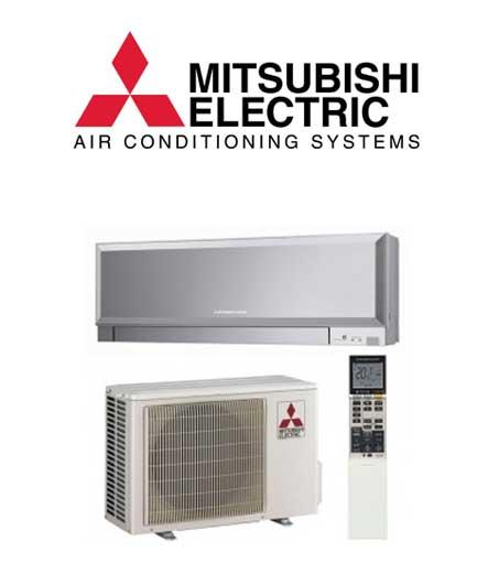 Riparazione Climatizzatori e Condizionatori Mitsubishi | L'Impiantistica di Antonio De Falco CAT Specializzato per Napoli e Provincia