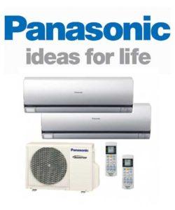 Riparazione Climatizzatori e Condizionatori Panasonic | L'Impiantistica di Antonio De Falco CAT Specializzato per Napoli e Provincia