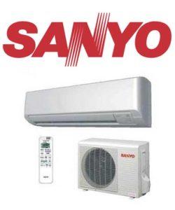 Riparazione Climatizzatori e Condizionatori Sanyo | L'Impiantistica di Antonio De Falco CAT Specializzato per Napoli e Provincia