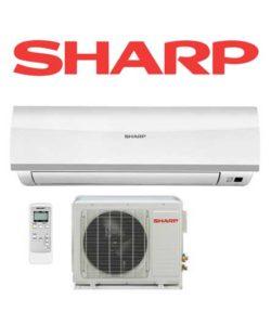 Riparazione Climatizzatori e Condizionatori Sharp | L'Impiantistica di Antonio De Falco CAT Specializzato per Napoli e Provincia