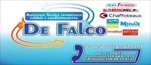 L'Impiantistica di Antonio De Falco CAT Autorizzato e Specializzato per Caldaie e Condizionatori